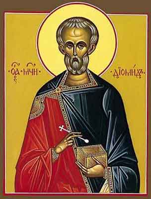 Saint Diomid